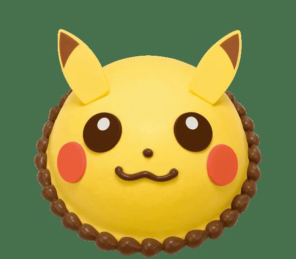 ポケモン アイスクリームケーキ ピカチュウ