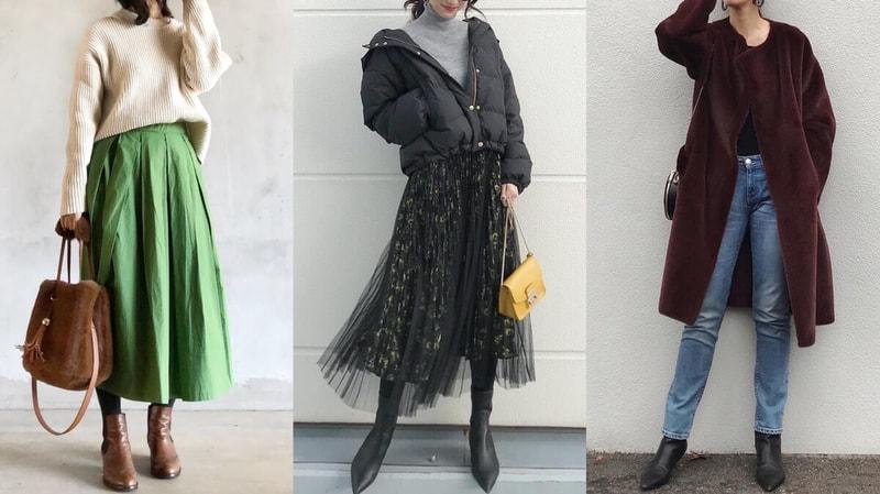 気温10度の服装でもう迷わない冬から春にぴったりなコーデ