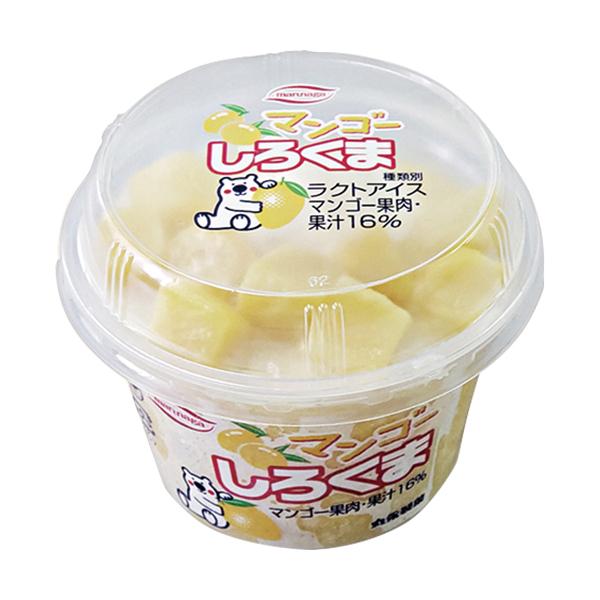丸永製菓/マンゴーしろくま