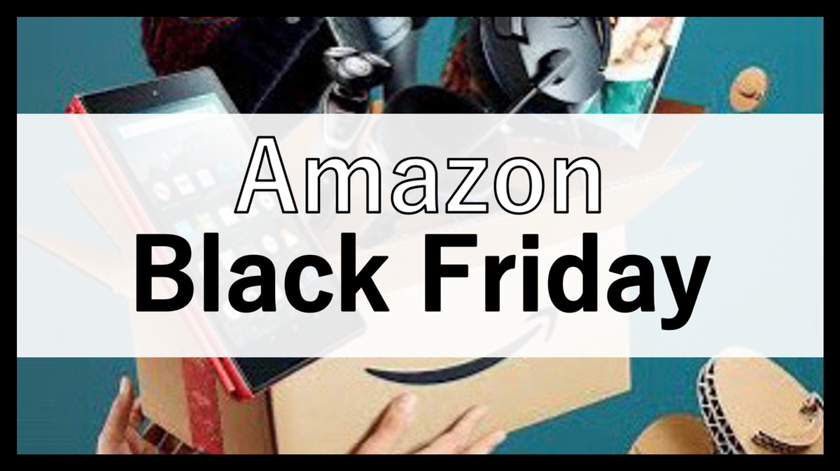 【Amazonブラックフライデー】2021年次回の開催期間はいつ?ポイントアップ&目玉商品情報で徹底攻略