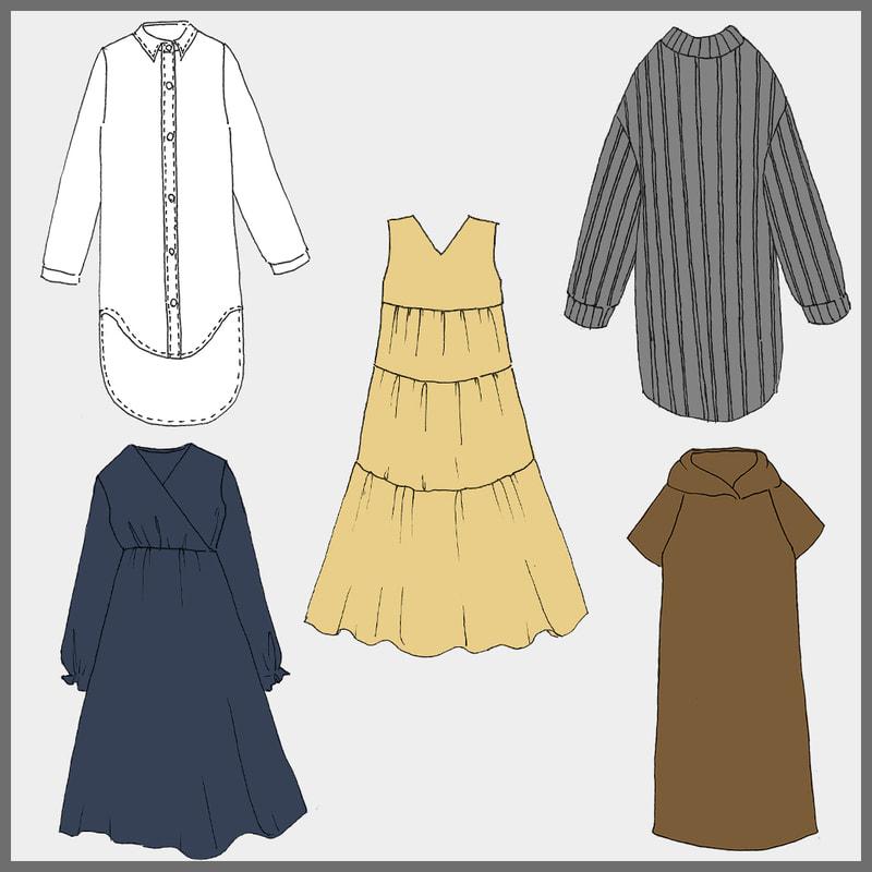 服の種類を徹底調査 おしゃれ女子さんは知らなきゃ恥ずかしいかも Mine マイン