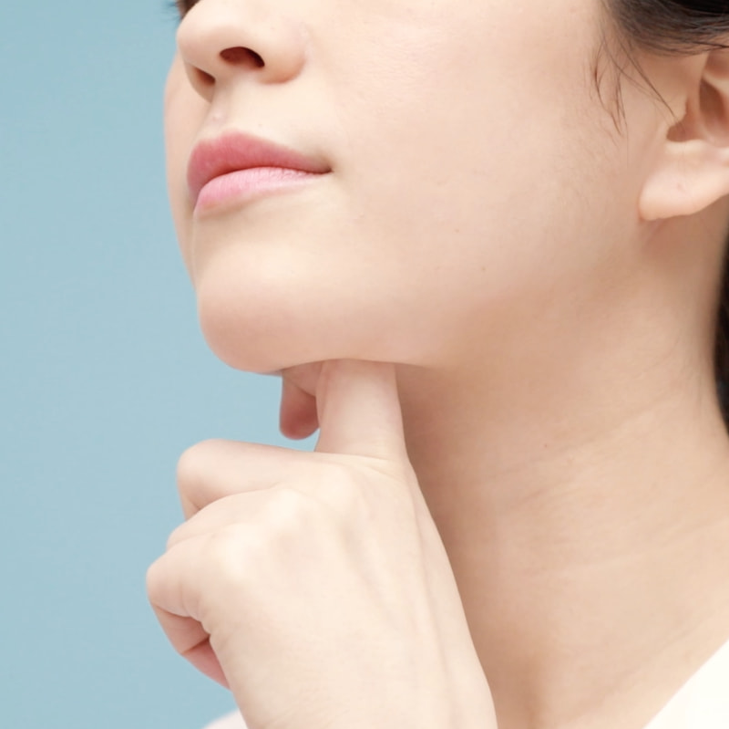 顎 の 肉 を なくす 方法
