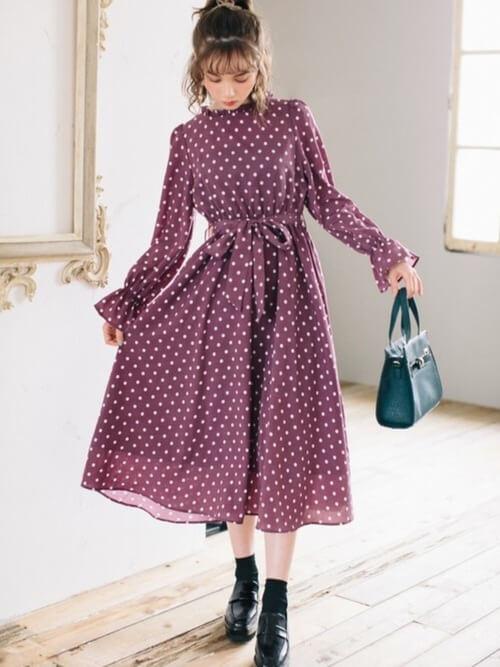 「パリジェンヌ ファッション」ワードローブのローファーの画像