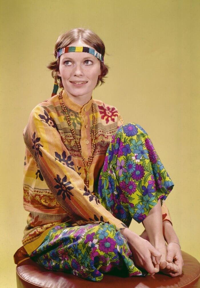 70年代ファッションとは?の画像