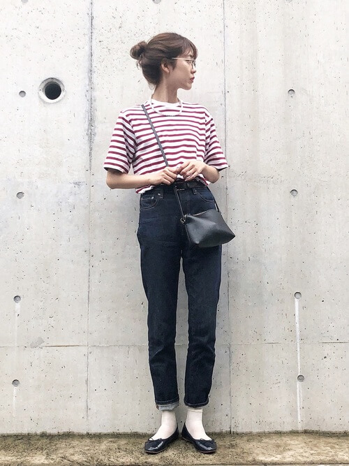 「パリジェンヌ ファッション」ワードローブのパールアクセサリーの画像