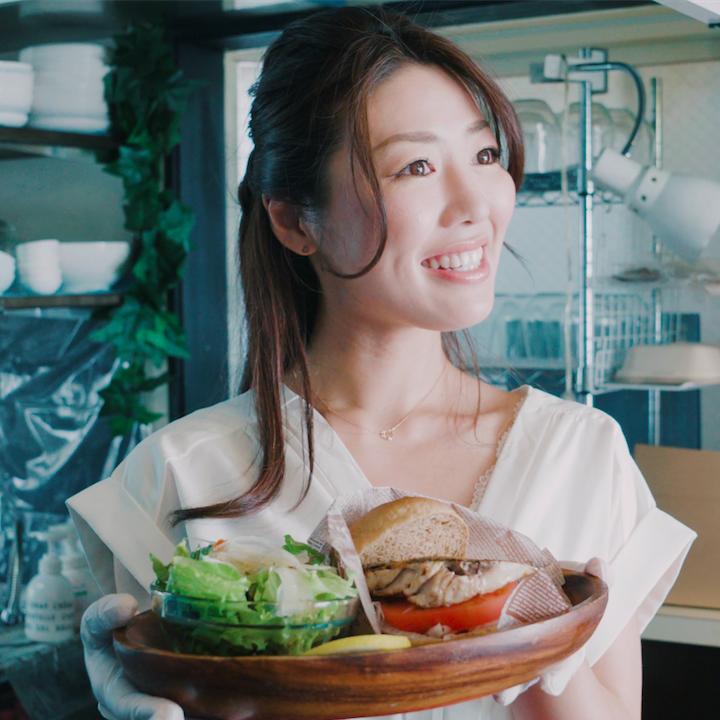 大人気【鯖バーガー】をプロデュース!美人フードコーディネーターのリセット旅