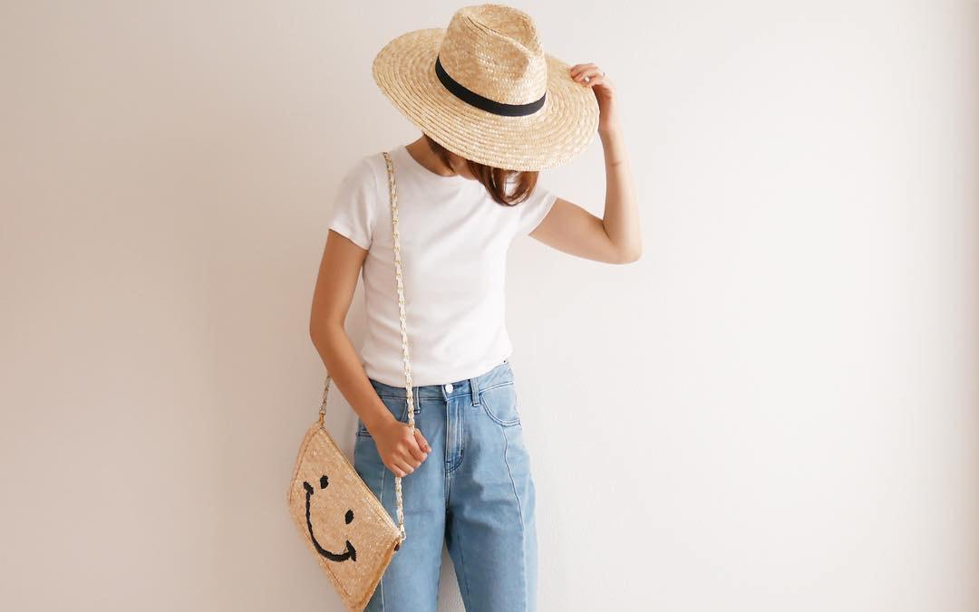 夏コーデを上品華やかに!欲しいのやっぱり小ぶりのチェーンショルダーバッグ