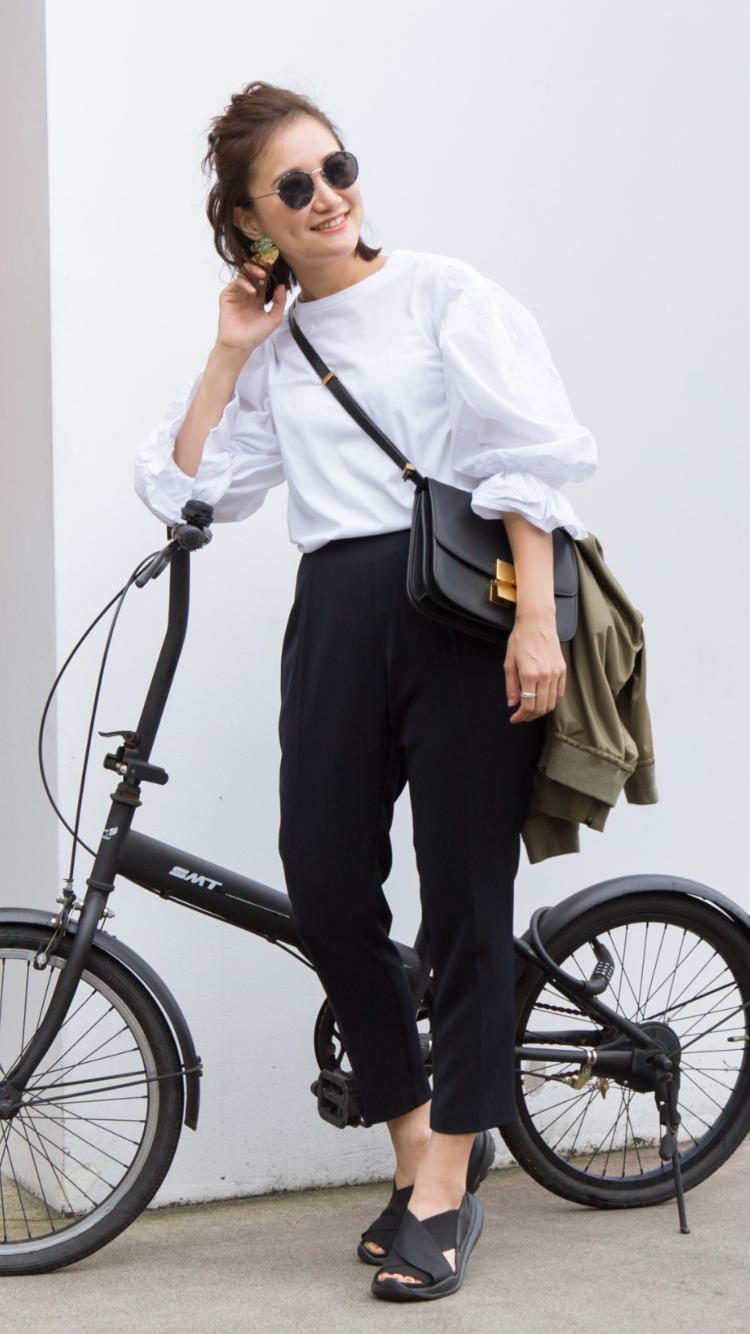 おしゃれプロがハマってる、サイクリングスタイルを覗き見!