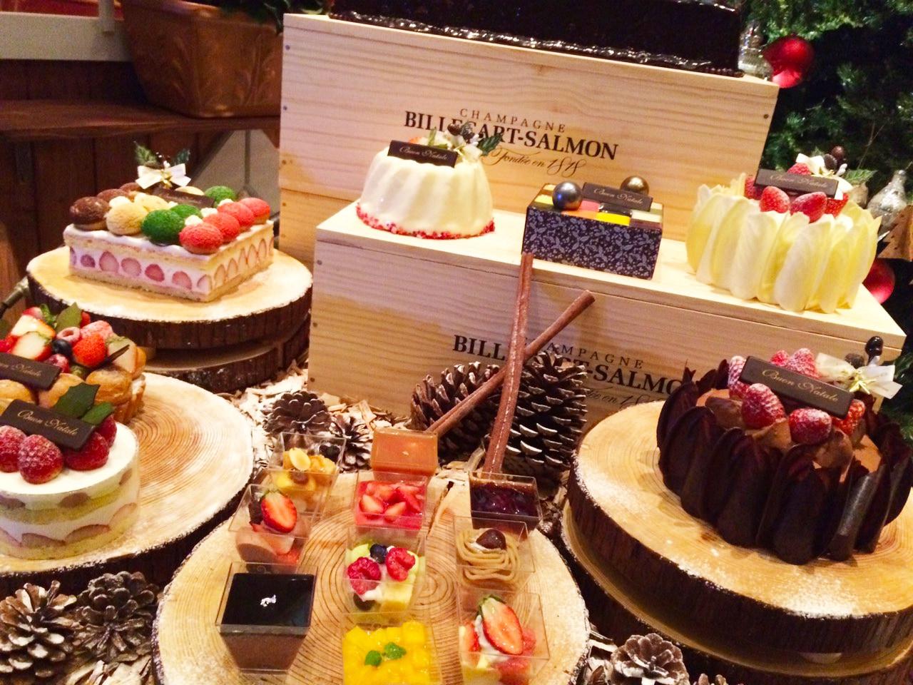 高級ホテル「グランド ハイアット 東京」がクリスマスチャリティーを開催!