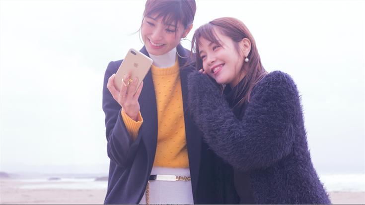 "izuとLilmeが行く【山陰の真ん中で ""好き"" を見つける旅】"