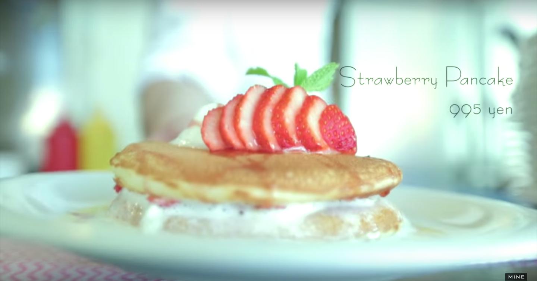 パンケーキブームの火付け役「代官山 PANCAKE Cafe Clover's」