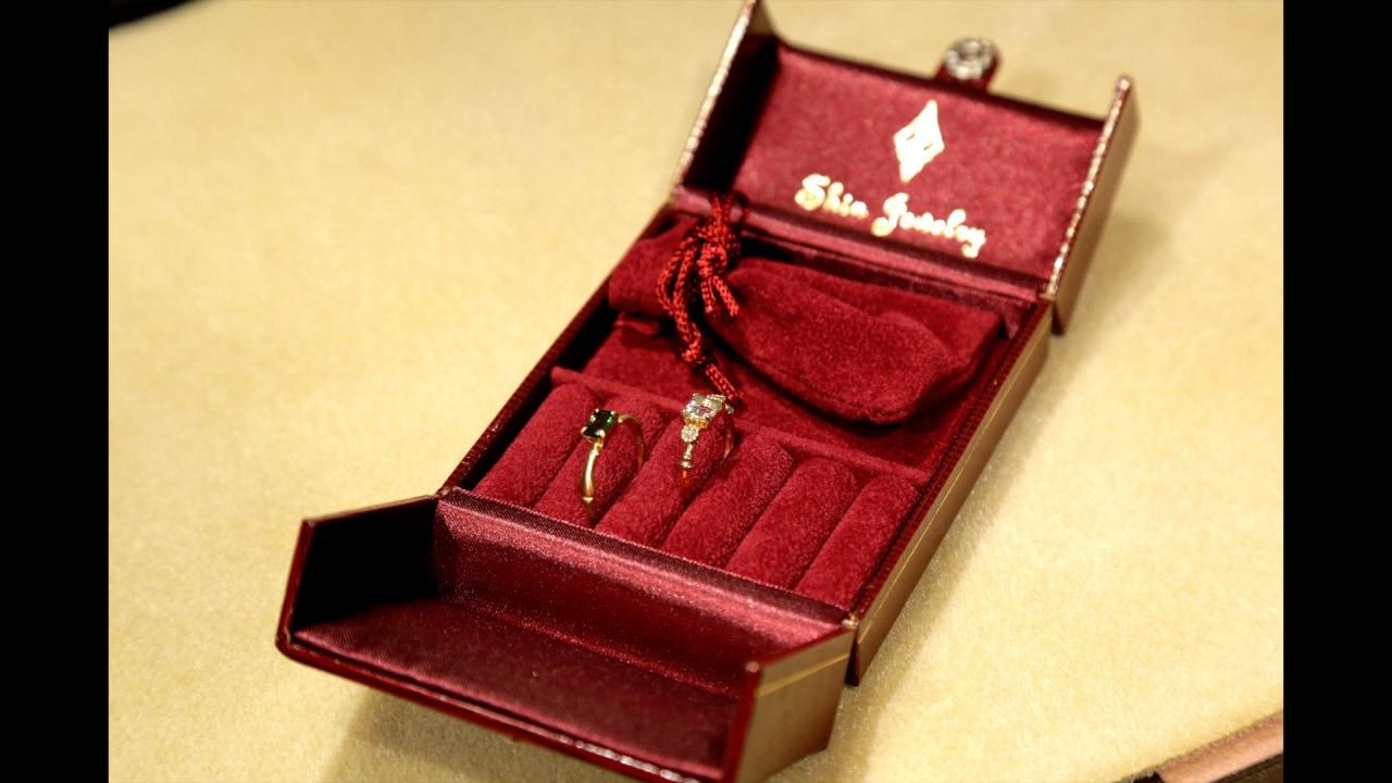 """12月25日まで[ハイグレード天然石の""""お守り"""" Shin Jewelry]X'masフェア開催中!"""