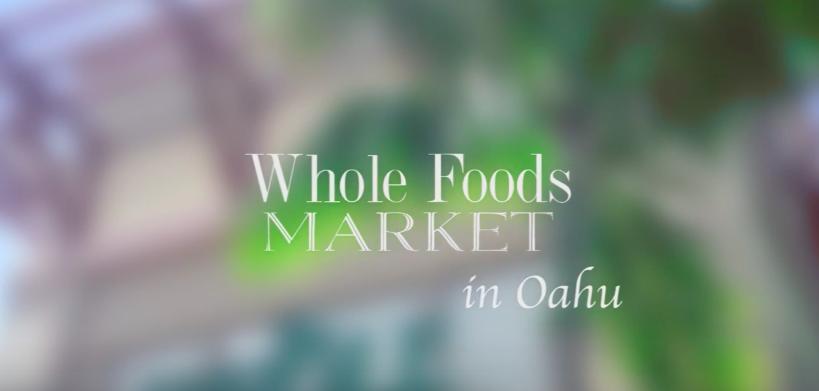 グロサリーもデリも充実!「Whole Foods Market」