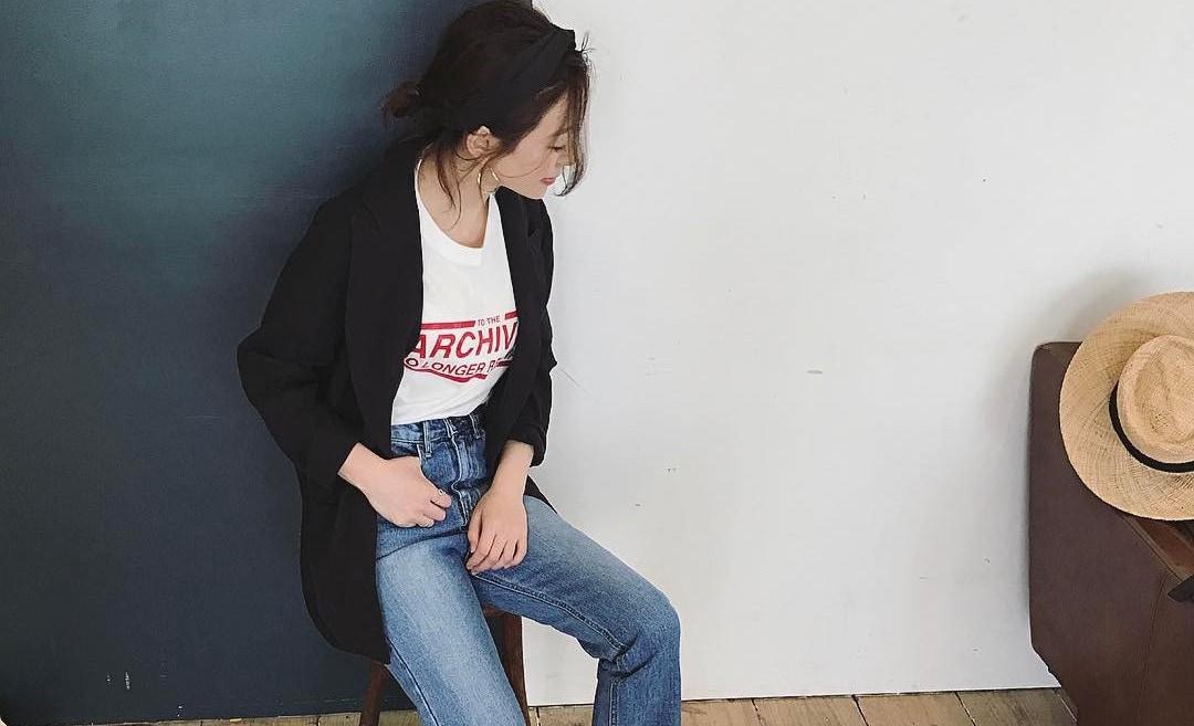 半袖シャツを初秋にどう着こなす?シンプルなTシャツで初秋を飾るコーデ術
