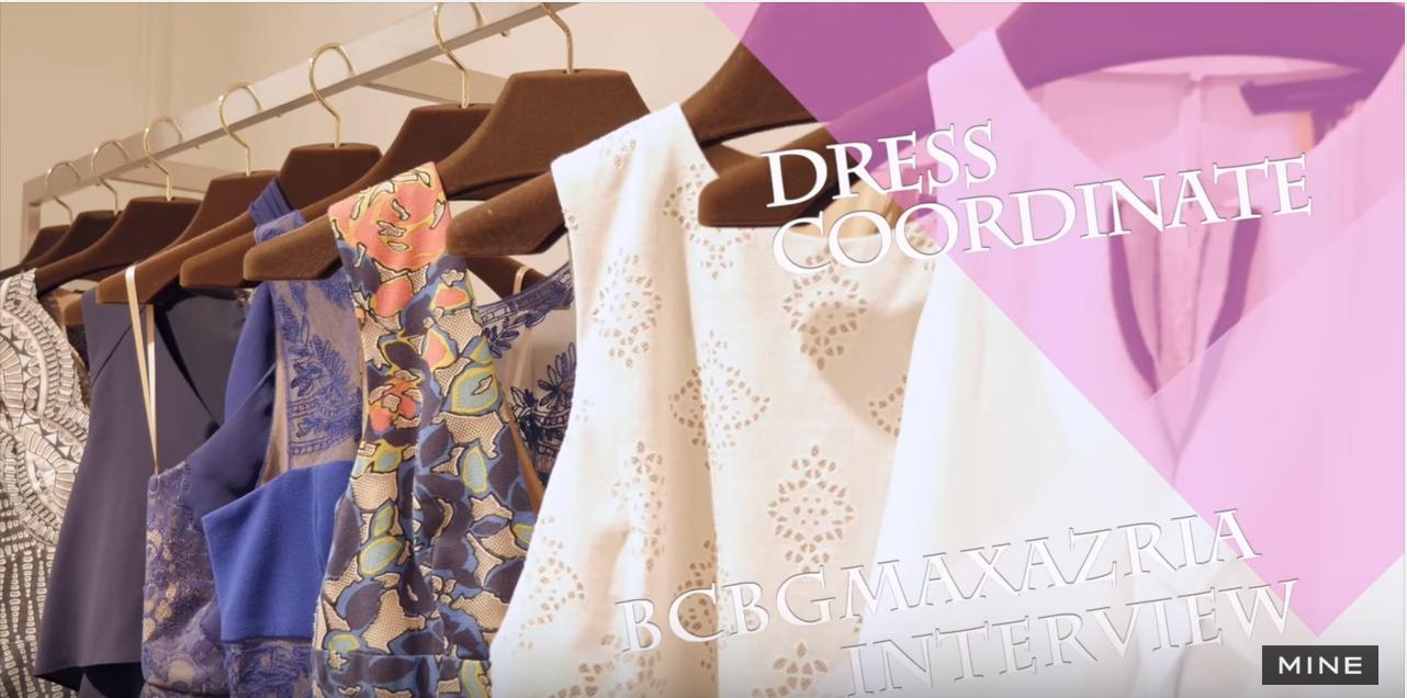 1着で女度UP!『BCBGMAXAZRIA』のドレスで過ごす特別な時間