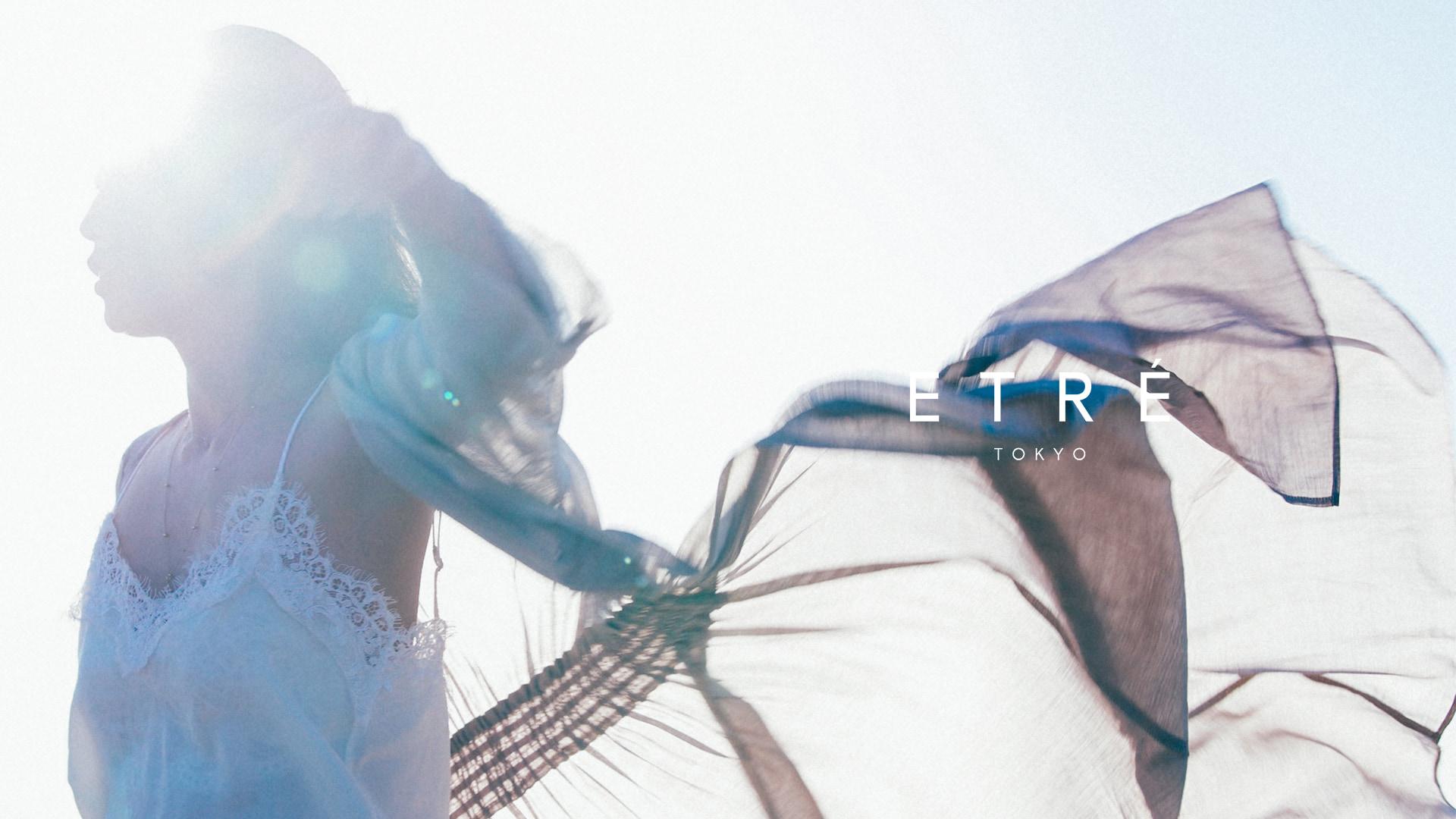 長く愛せる夏のワードローブに加えたい、ETRÉ TOKYOの新作が6/15に販売開始