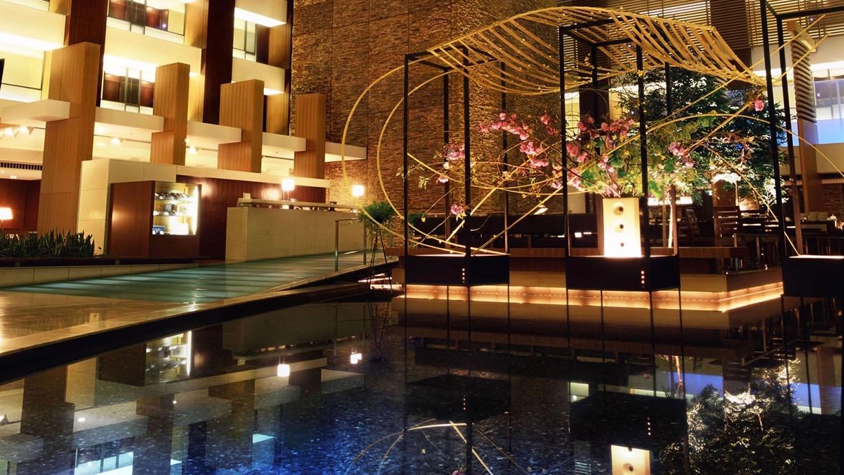 ヒーラーyujiのパワースポットガイド・開運ホテル編/ストリングスホテル東京インターコンチネンタル