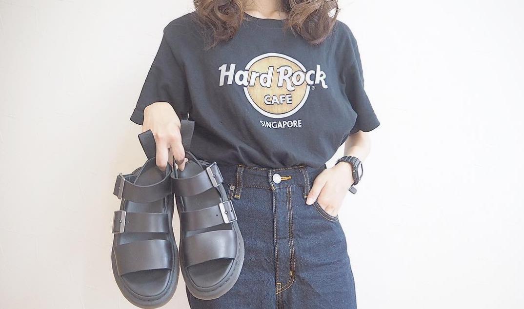 20代でも真似したい!アイテムを上手に活用した原宿系ファッションコーデ