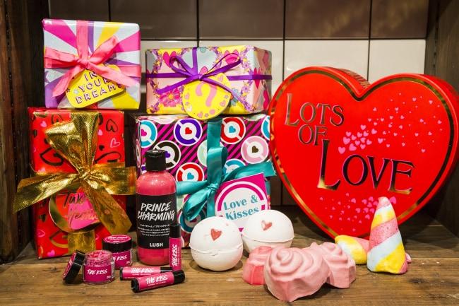 LOVEがいっぱい!LUSHのバレンタインギフトで誰よりも可愛くなる