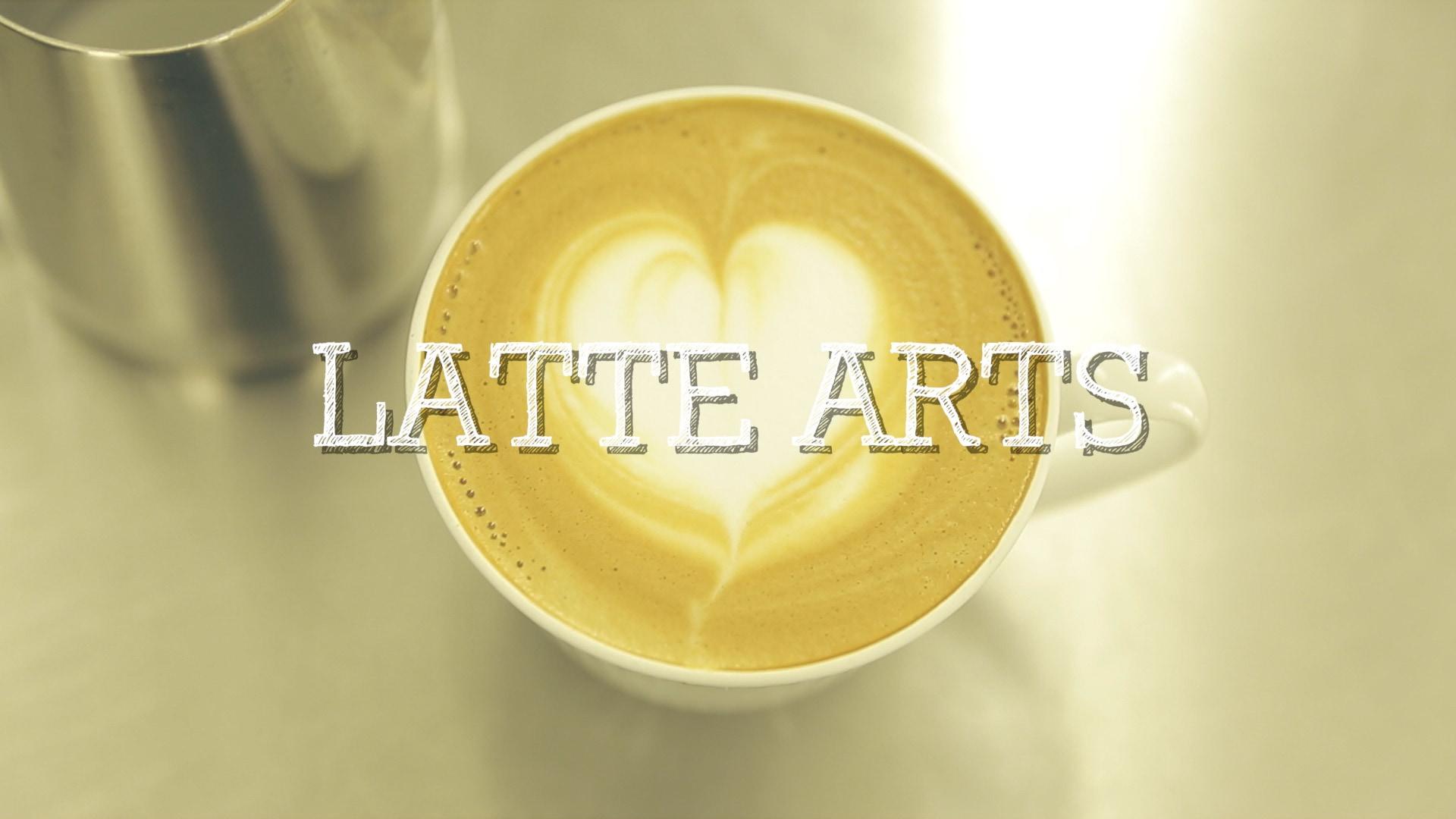 今、話題の『コーヒーを学ぶ』Vol.6おうちカフェでトライしたい!「ラテアート」