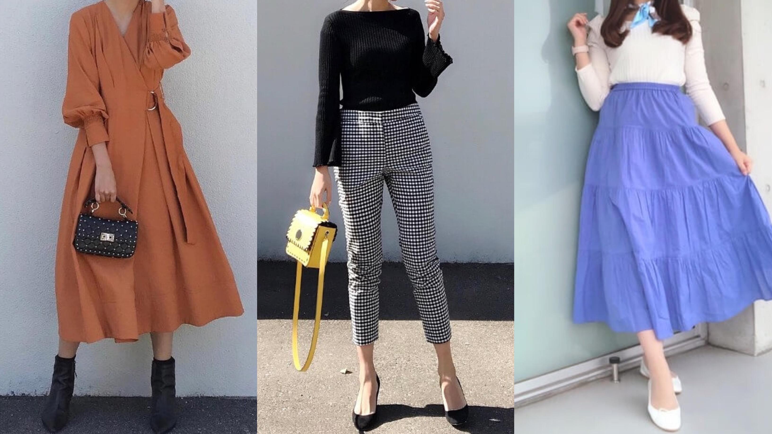 50年代ファッションコーデ集