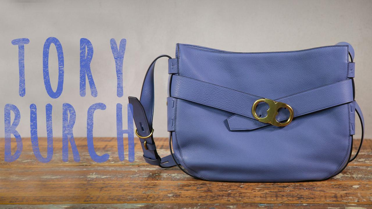 ♯3 秋冬注目したい最新バッグをPick up!/TORY BURCHのショルダーバッグ