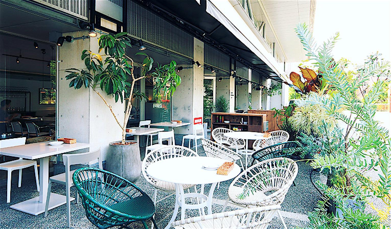 日差しと風が心地いい、テラスでくつろぐカフェ&レストラン6選