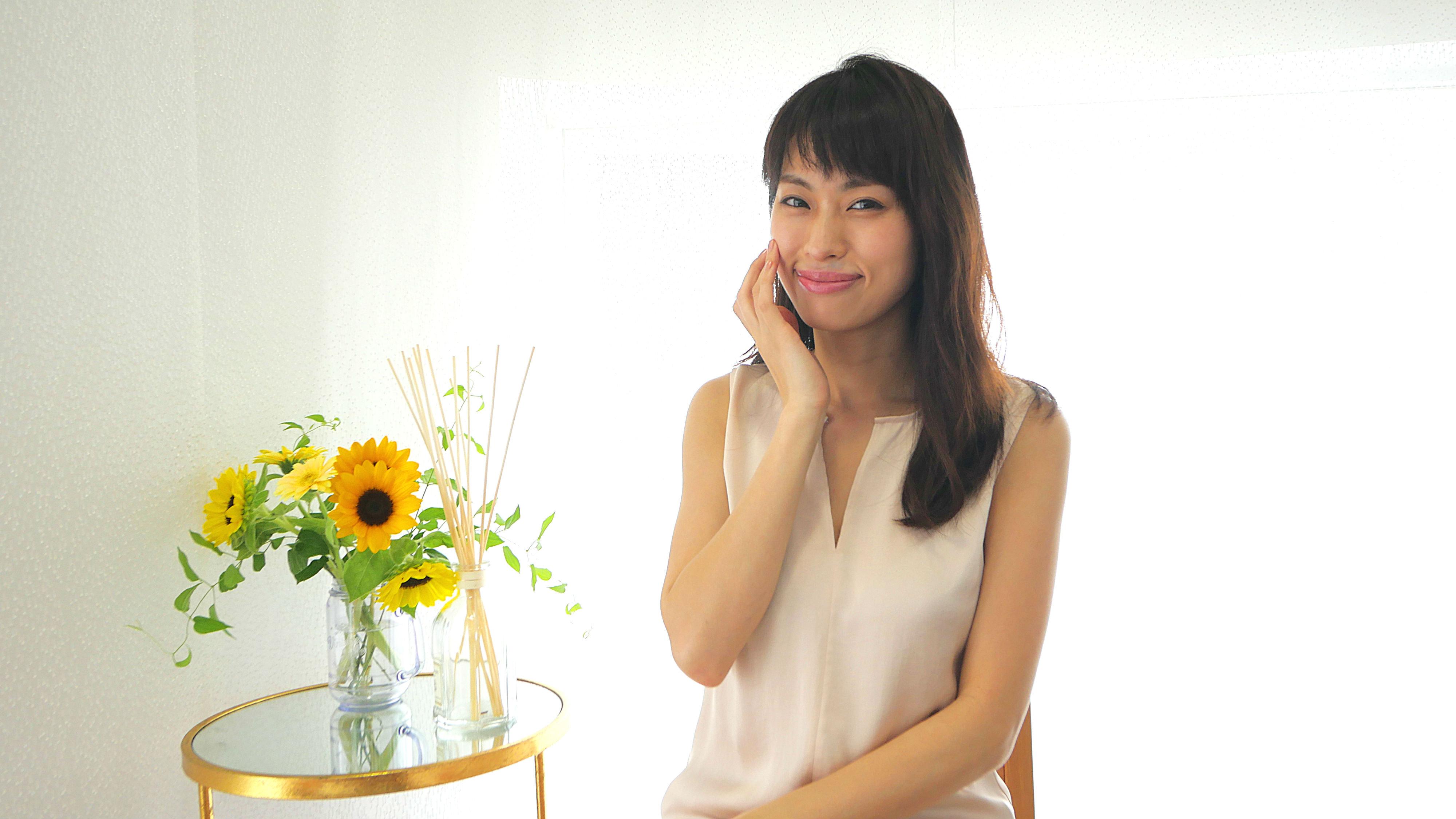 【若手美容家NO.1!】岡本静香さんが教える、日焼け肌の緊急レスキューテク