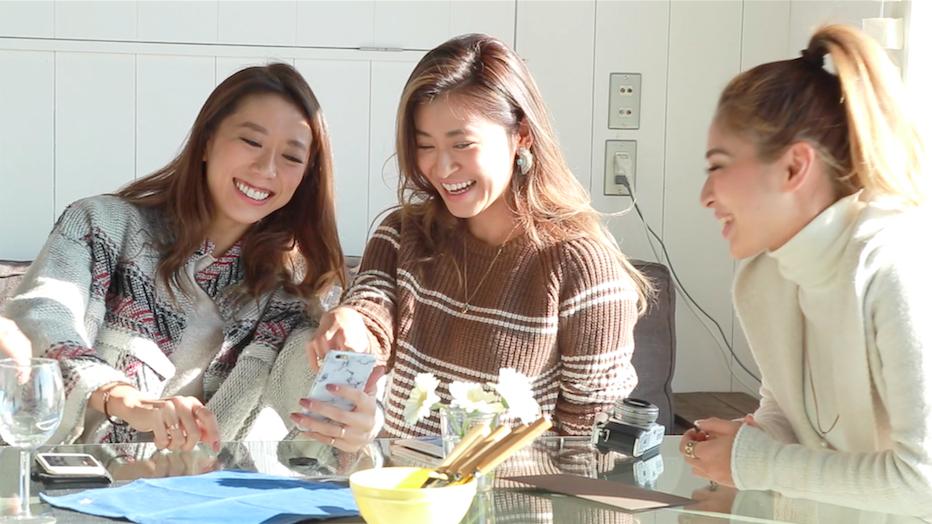 37万人フォロワーの山中美智子がインスタスキルをさらにUP!『インスタ講座』メイキング映像をお届け