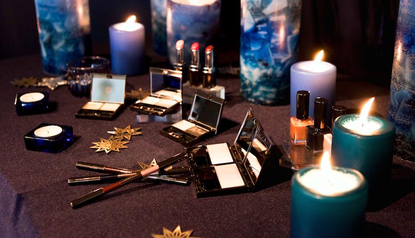 """テーマは""""Candle Night Collection""""。キャンドルの光にインスパイアされた、ルナソル冬の浄化メイク"""