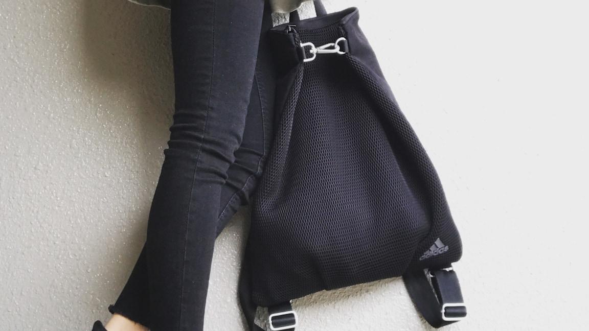 毎日バッグに便利なバックパック!タイプ別おすすめコーデ10選