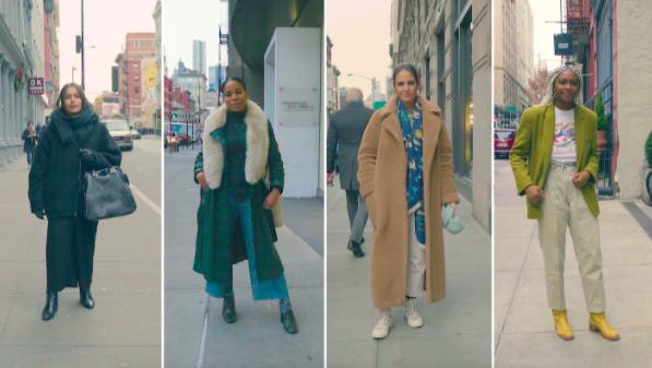 【NY】冬のニューヨーカーは断然パンツ派!NYから真冬の最新ファッションをお届け!