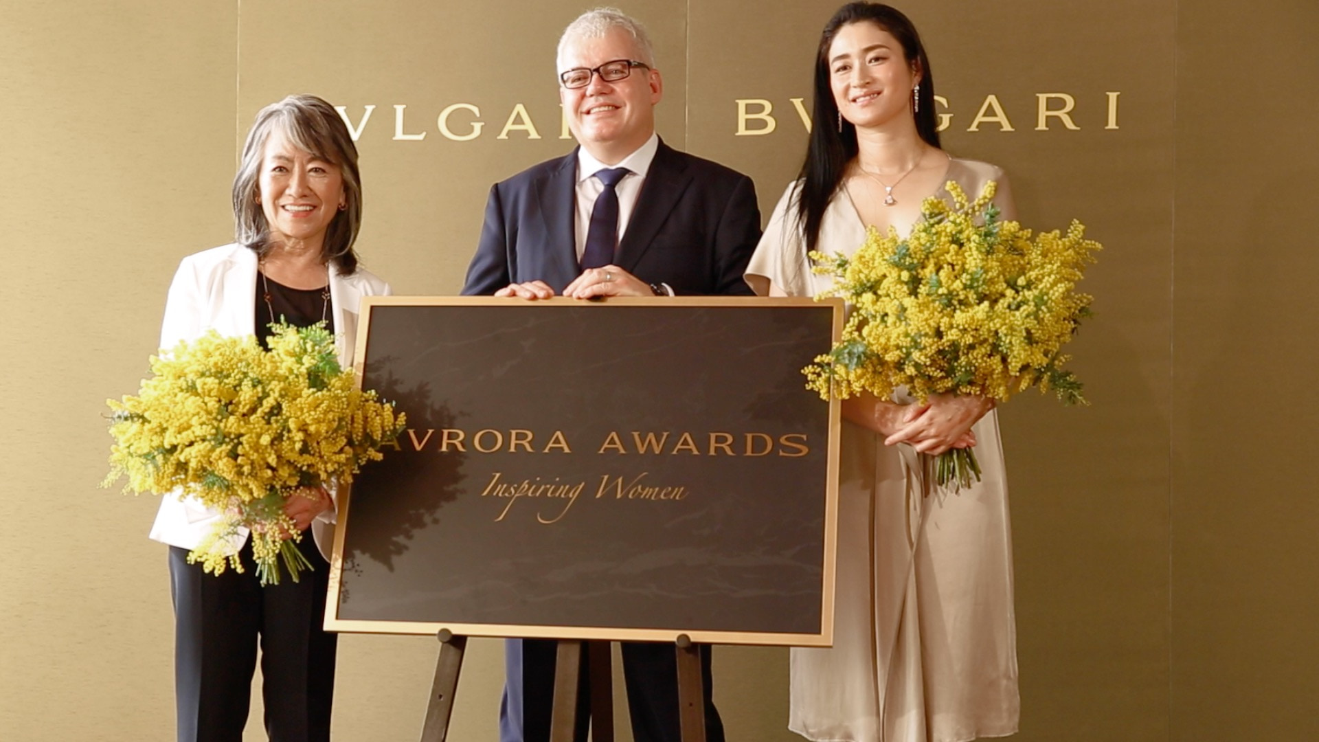 輝ける女性とその取り組みを賞賛!『BVLGARI AVRORA AWARDS』発表セレモニー