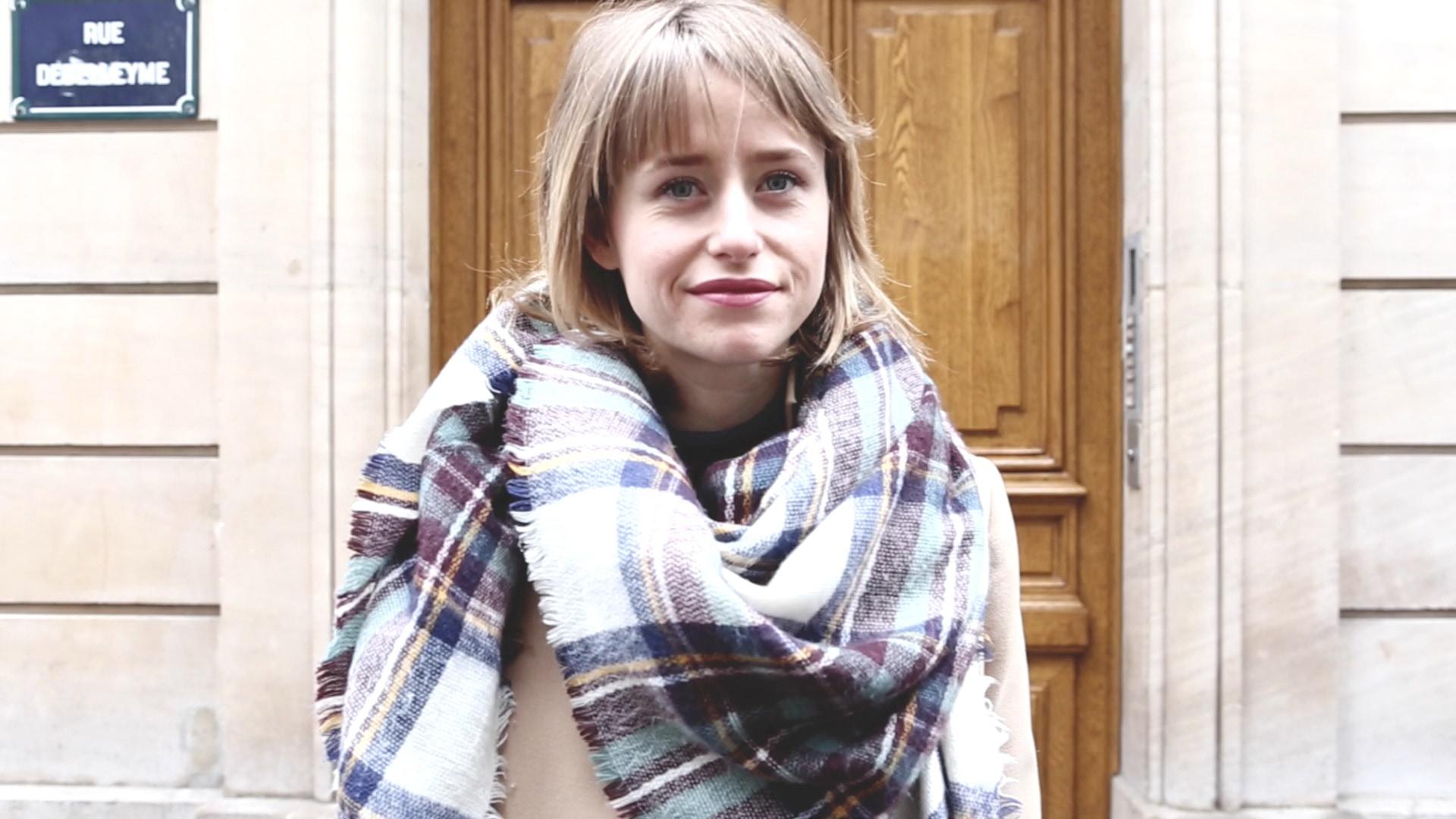 肌寒い季節、パリジェンヌは何を着る!?『Paris snap(パリ スナップ)』Vol.1