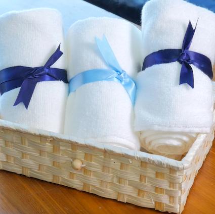 【DIY】ハンドタオルの畳み方