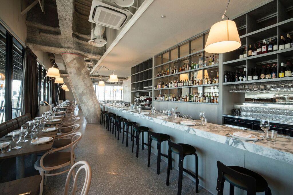 日本初上陸!モダンギリシャレストラン「THE APOLLO(アポロ)」が東急プラザ銀座にオープン