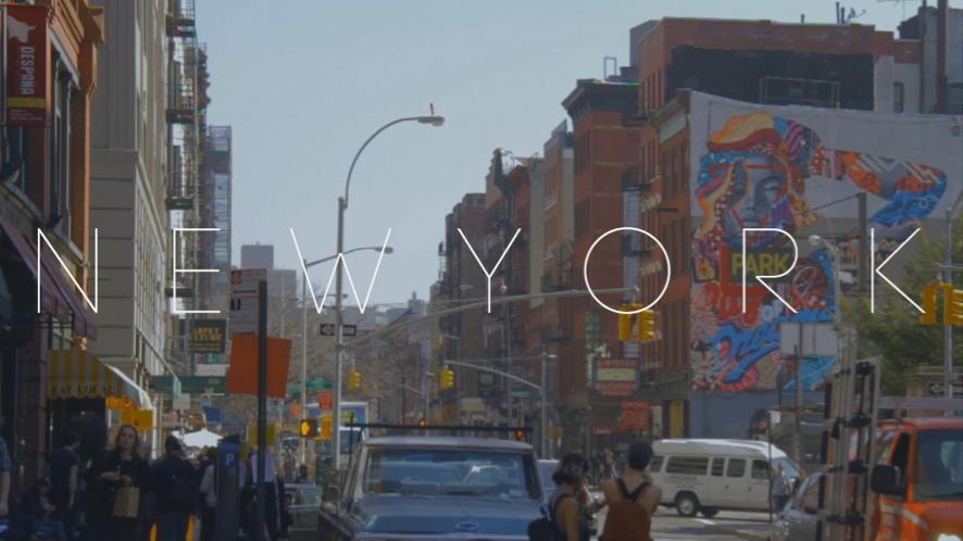 お洒落感度の高い人が集まる街、Nolita【NYノリータCAFE】
