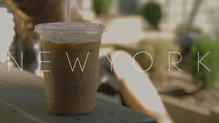 カフェ付きのアパレルショップ SATURDAYS NYC【NYノリータCAFE】