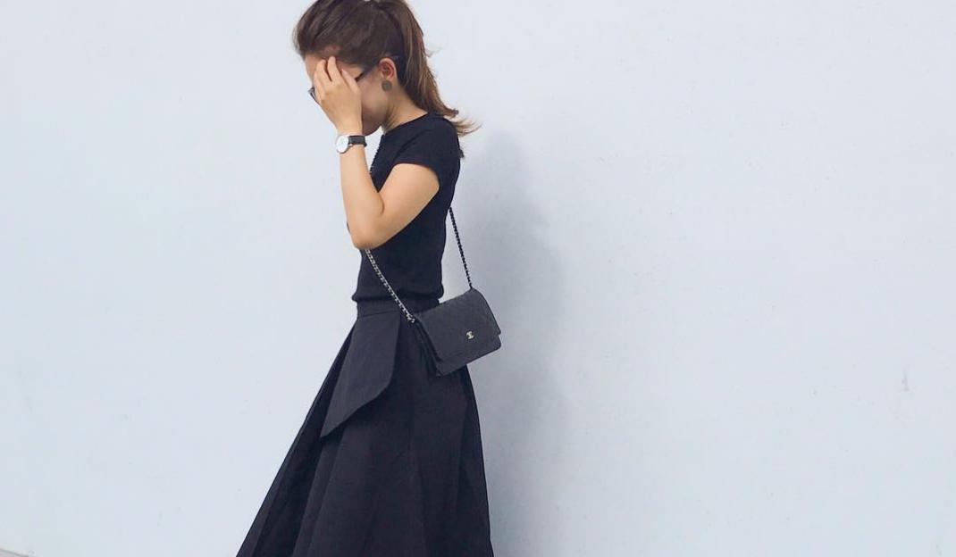 オータムファッションを楽しみたい大人女子のために!フレアスカート着こなし術