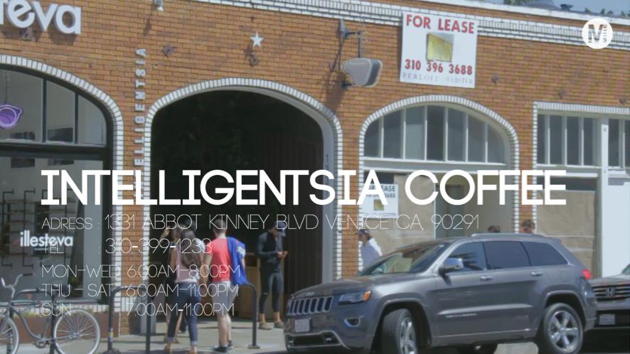 LAのお洒落さんが通うカフェ、Intelligentsia Coffee【LAカフェ】
