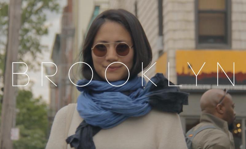寒くても春を楽しむ!上手なアクセサリー使いコーデ@Brooklyn,NY