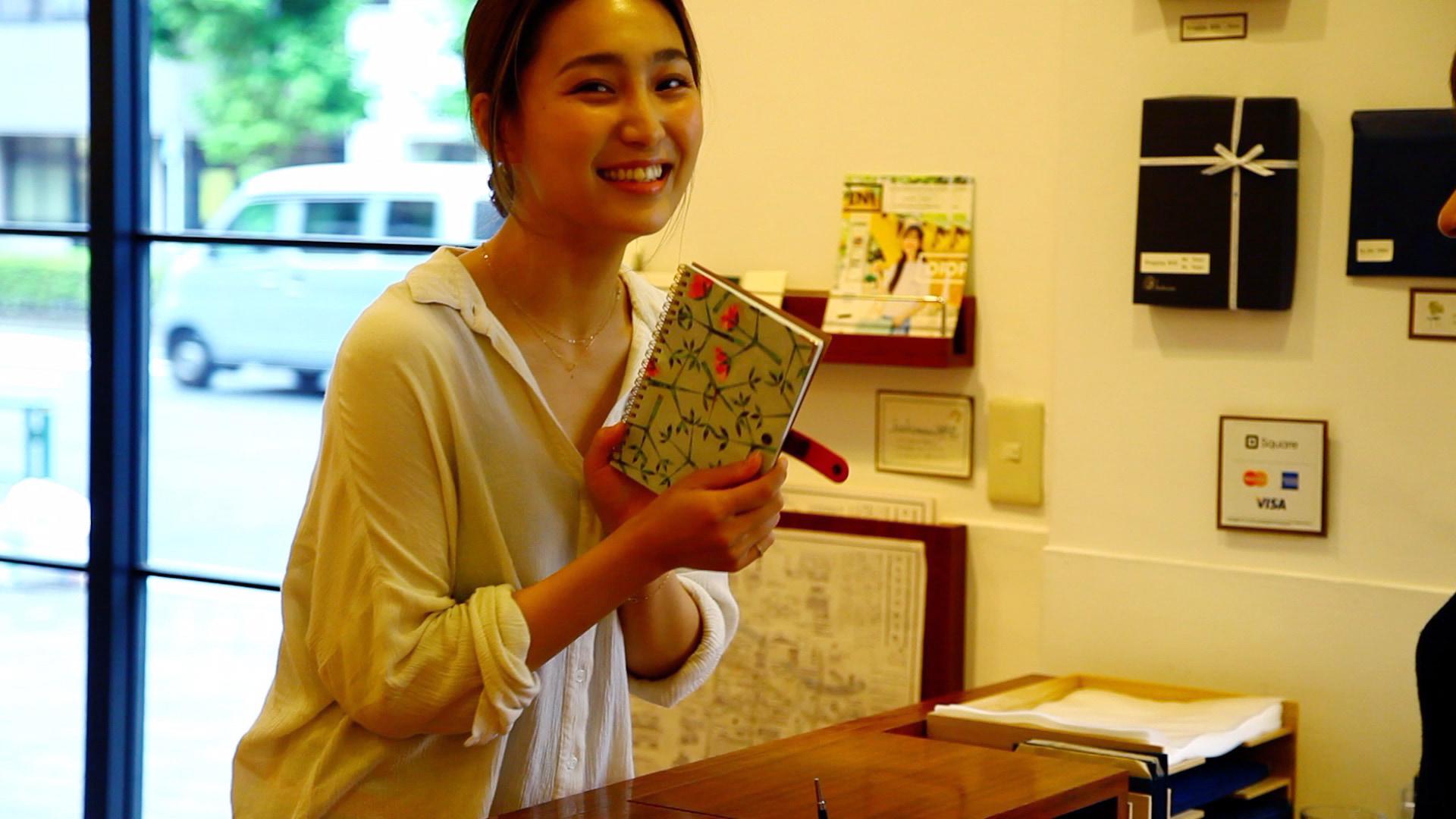 【ミニ旅:蔵前〜清澄白河エリア①】文房具好き必見!オリジナルノート作り