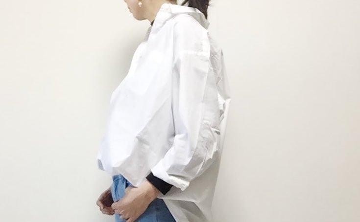 大人女子必見!オーバーサイズシャツでつくる秋の上品コーデ