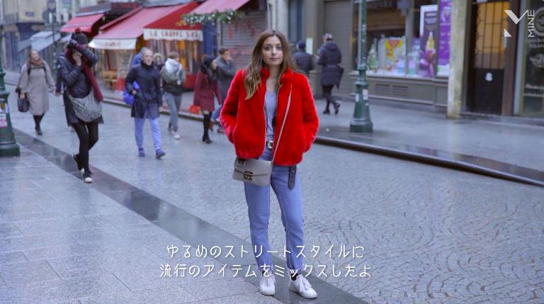 【PARIS】シンプルなのにオシャレなパリジェンヌをチェック