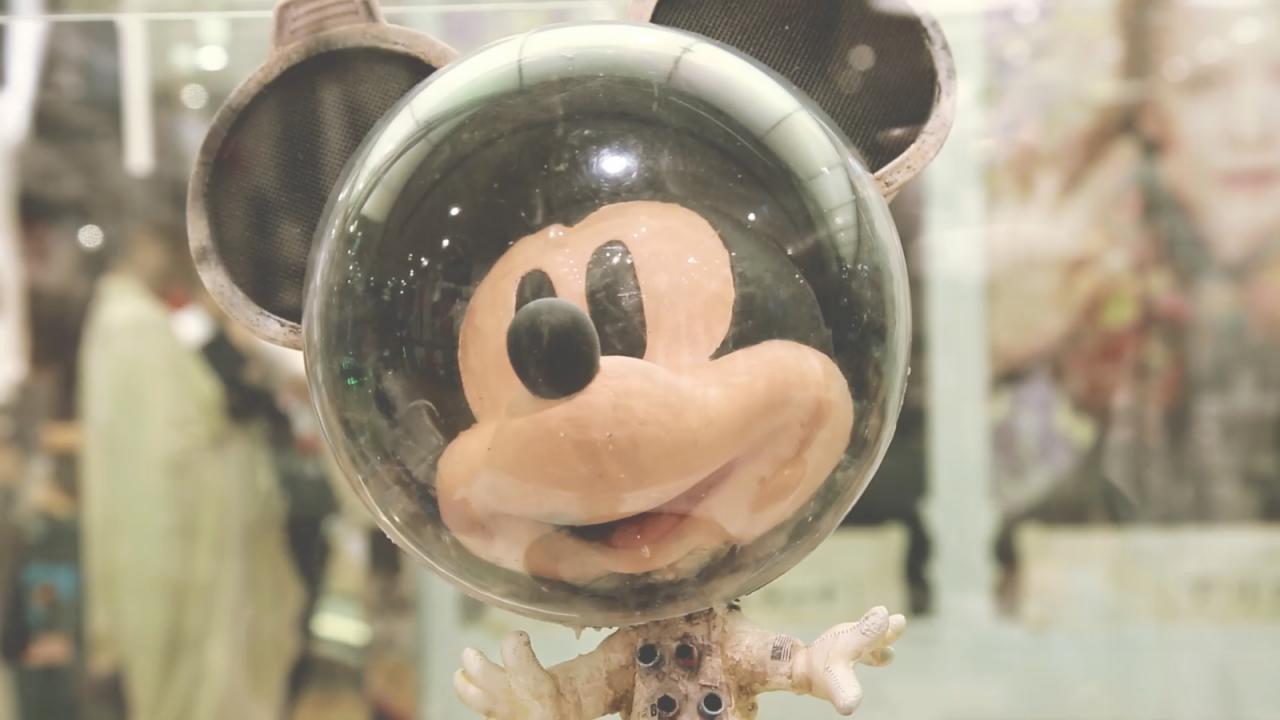 UNIQLOが繰り広げる、ディズニーとの「MAGICFORALL」スペシャルフロアが銀座店に登場