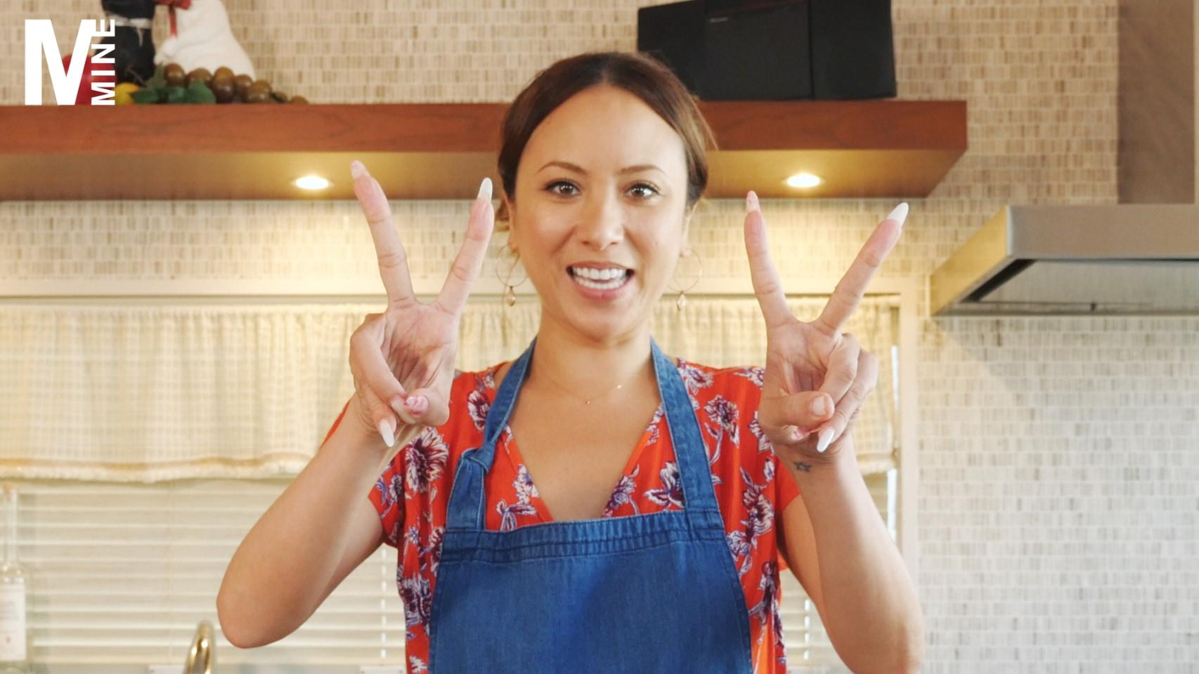 【Angelica Cooking!】夏のパーティーメニュー②『野菜サラダのテリーヌ風』
