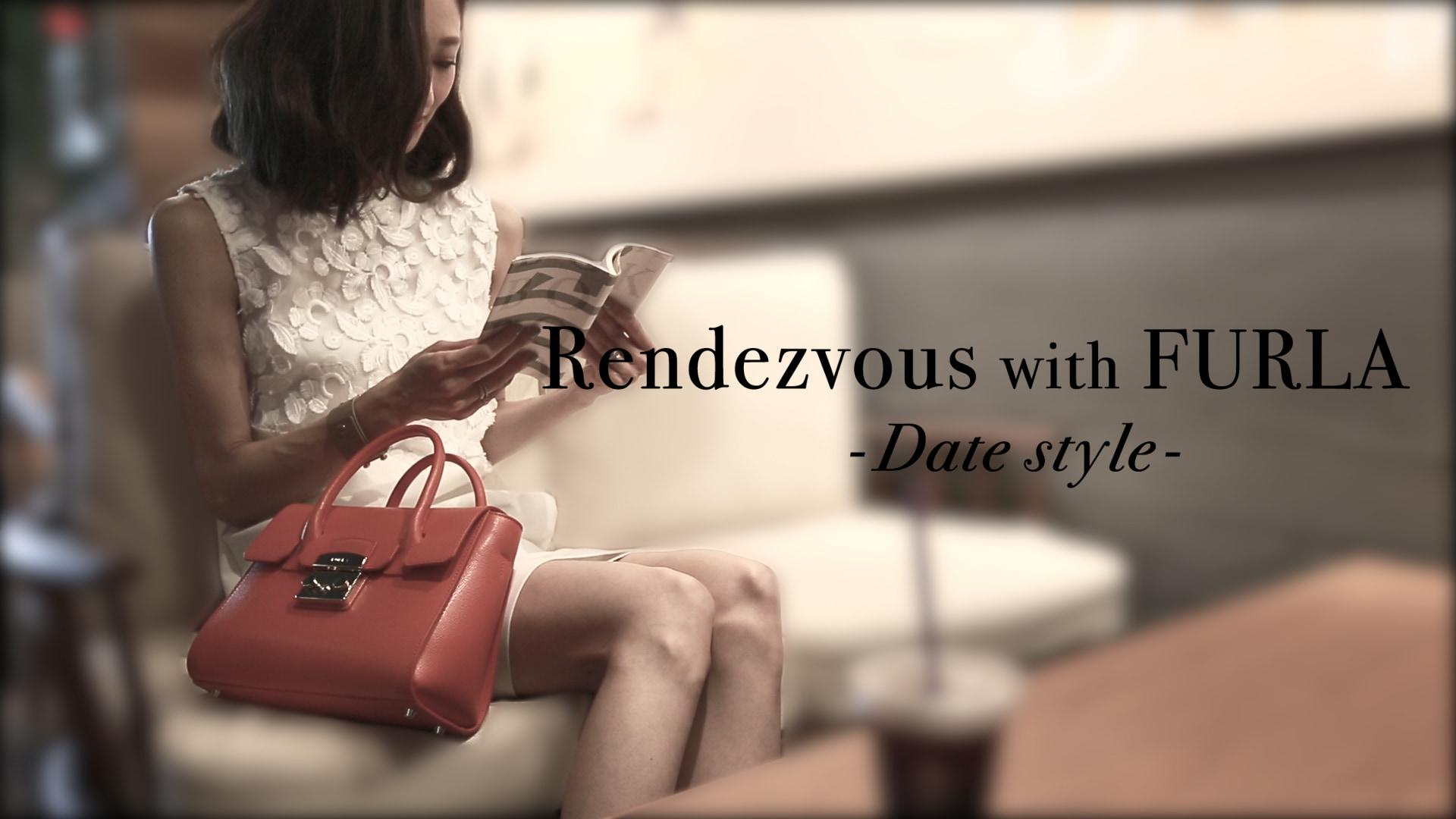【シーン別バッグ紹介】デートに持ちたい、オレンジの主役級サッチェルバッグ 〜rendez-vous #2〜