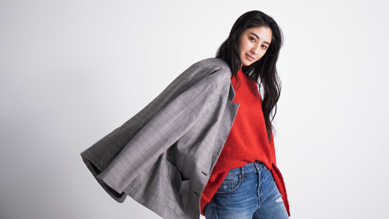 【アンダー1万円!】Bershkaのジャケットで叶う、最旬デニムスタイル