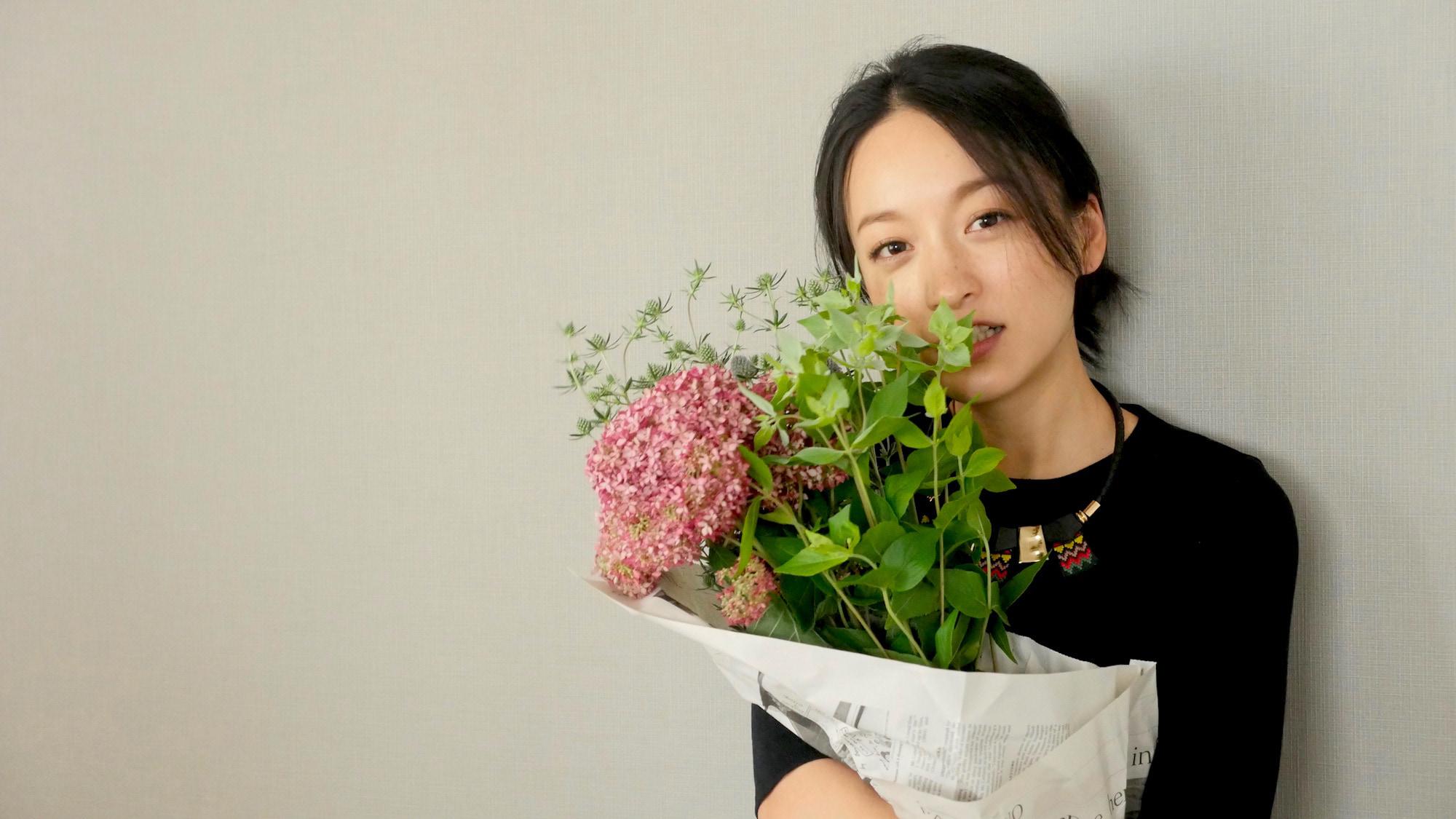 モデル/女優の高山都が語る美 食 姿【MINE独占】