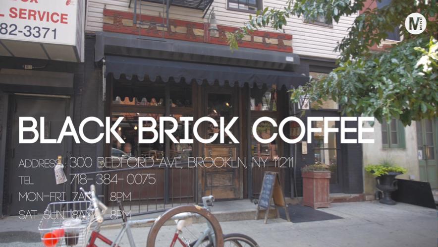 """ブルックリンにあるオシャレすぎるカフェ""""BLACK BRICK"""""""